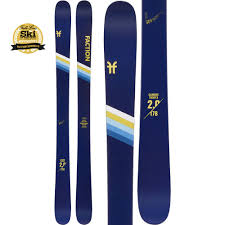 Candide w20 1.0 Faction ski H20